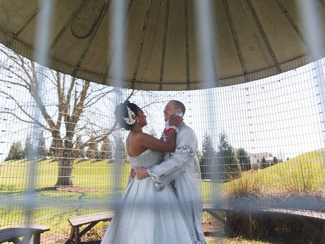 Jade and Jeff's Wedding in Lancaster, Pennsylvania 67