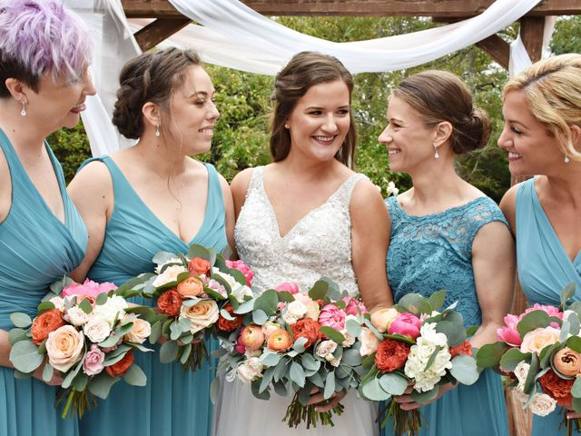 Jaclyn and Isaac's Wedding in Celina, Texas 9