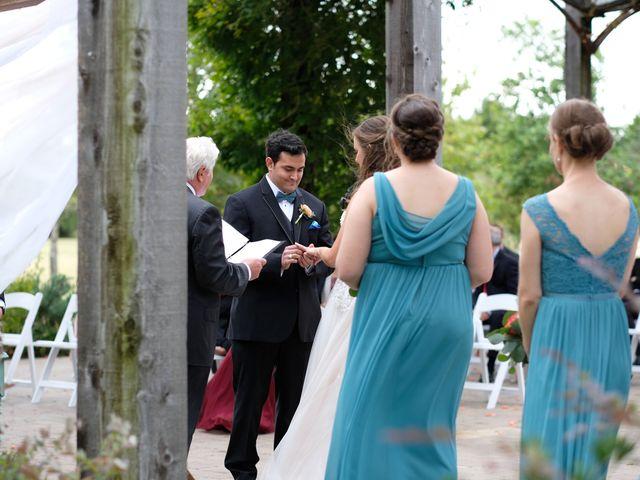 Jaclyn and Isaac's Wedding in Celina, Texas 11