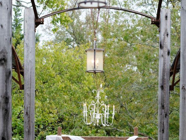 Jaclyn and Isaac's Wedding in Celina, Texas 12
