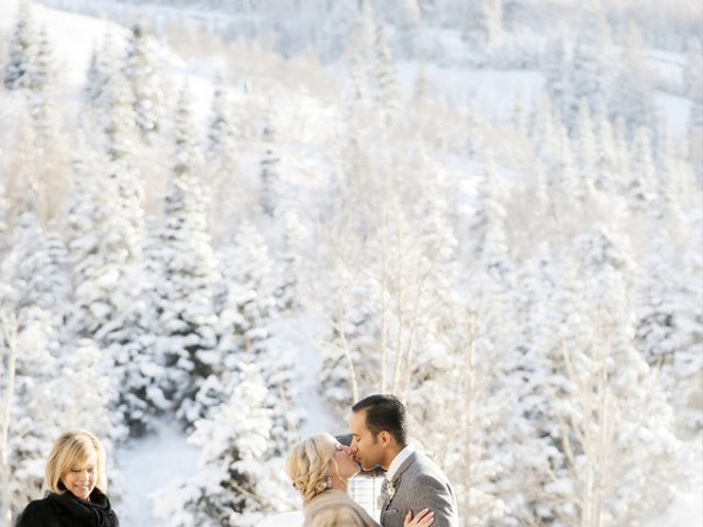 Ashley and Ray's Wedding in Park City, Utah 16
