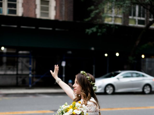 Anna and Rob's Wedding in New York, New York 7