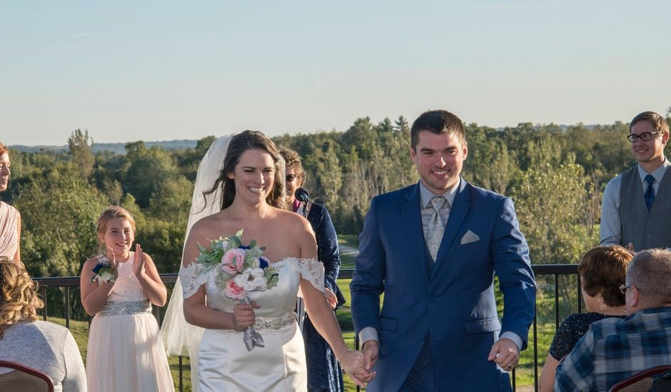 Brian and Sarah 's Wedding in Cannon Falls, Minnesota