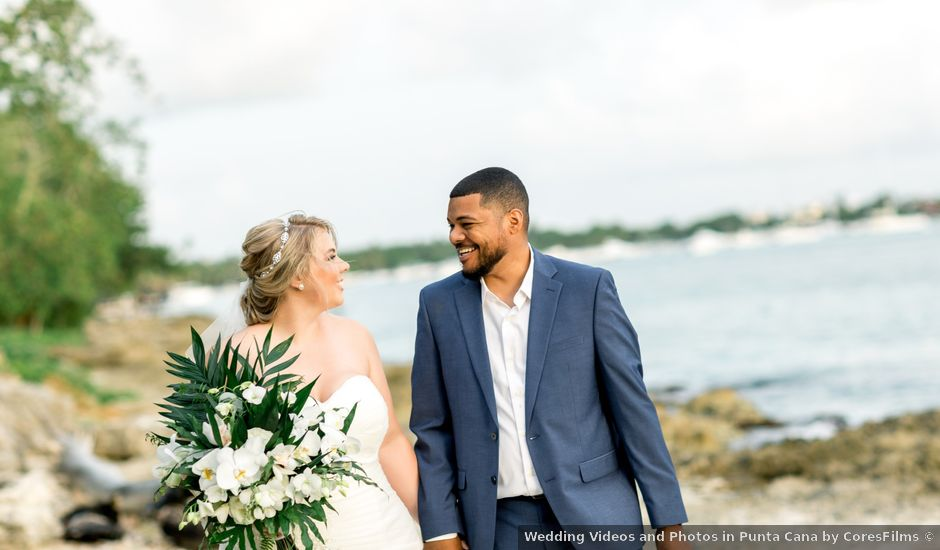 Trevor and Brittany's Wedding in La Romana, Dominican Republic