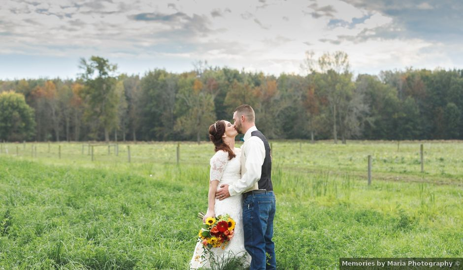 Kevin and Natosha's Wedding in Pittsford, New York
