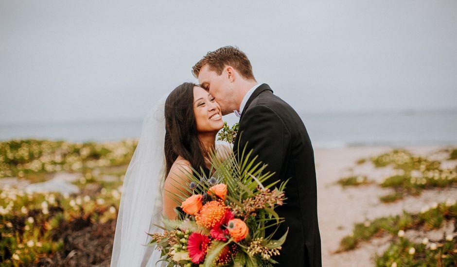 Chandler and Anna's Wedding in Santa Barbara, California