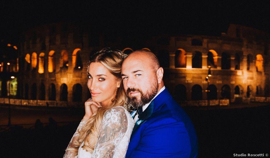 Daniele and Sara's Wedding in Rome, Italy