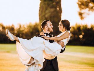 The wedding of Marta and Fabio