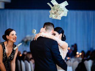 The wedding of Jimmy and Galatiani 1