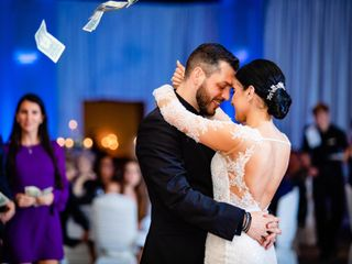 The wedding of Jimmy and Galatiani 2