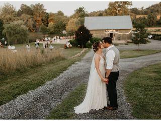 The wedding of Lorenzo and Megan 2