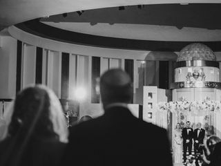 The wedding of Lindsey and Mayer 2