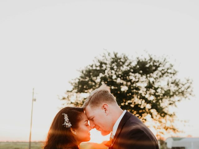 Barrett and Leslie's Wedding in Beaumont, Texas 2