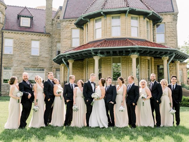 Andrew and Alex's Wedding in Fort Wayne, Indiana 58