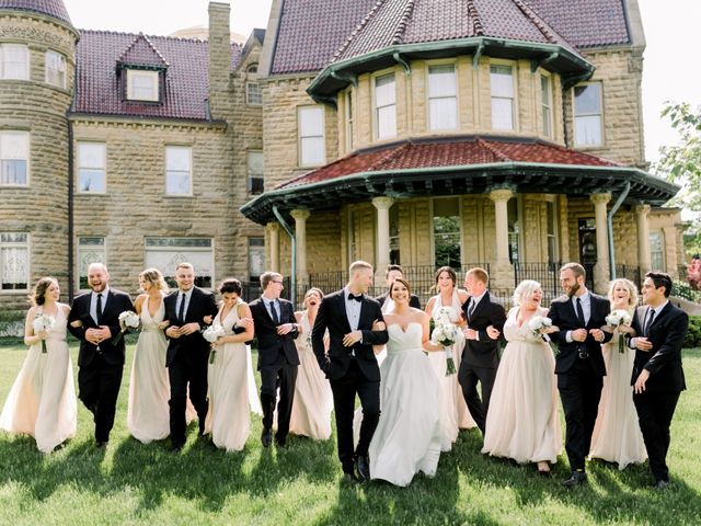 Andrew and Alex's Wedding in Fort Wayne, Indiana 61