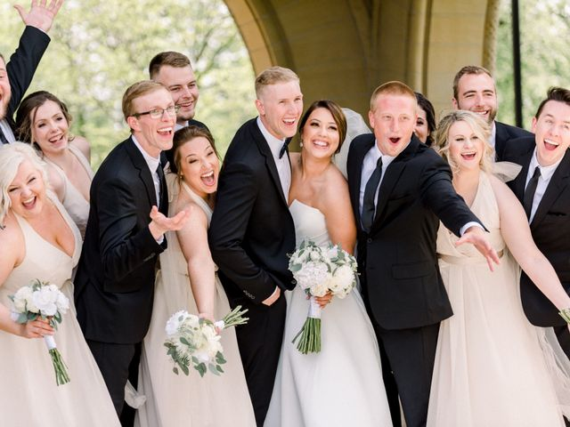 Andrew and Alex's Wedding in Fort Wayne, Indiana 62
