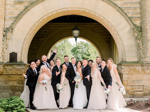 Andrew and Alex's Wedding in Fort Wayne, Indiana 63