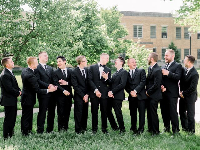 Andrew and Alex's Wedding in Fort Wayne, Indiana 68