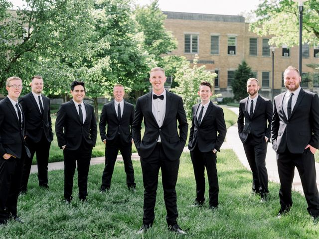 Andrew and Alex's Wedding in Fort Wayne, Indiana 76