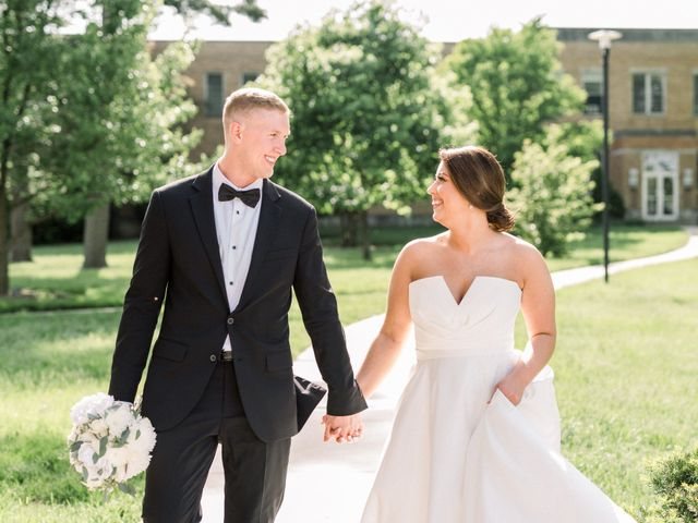 Andrew and Alex's Wedding in Fort Wayne, Indiana 101