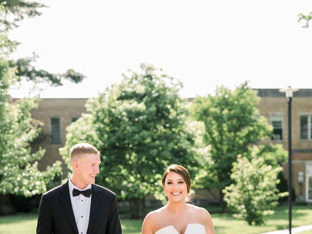 Andrew and Alex's Wedding in Fort Wayne, Indiana 102