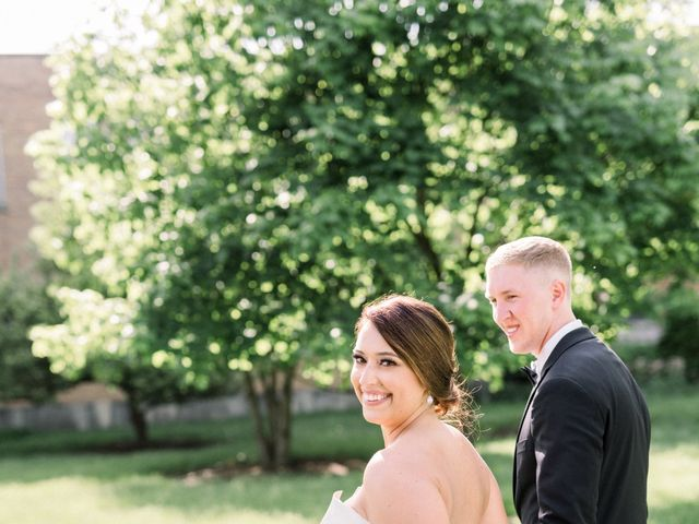 Andrew and Alex's Wedding in Fort Wayne, Indiana 112