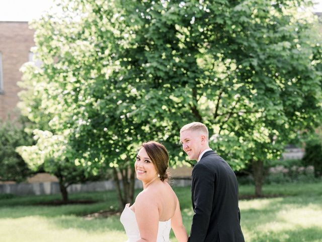Andrew and Alex's Wedding in Fort Wayne, Indiana 113