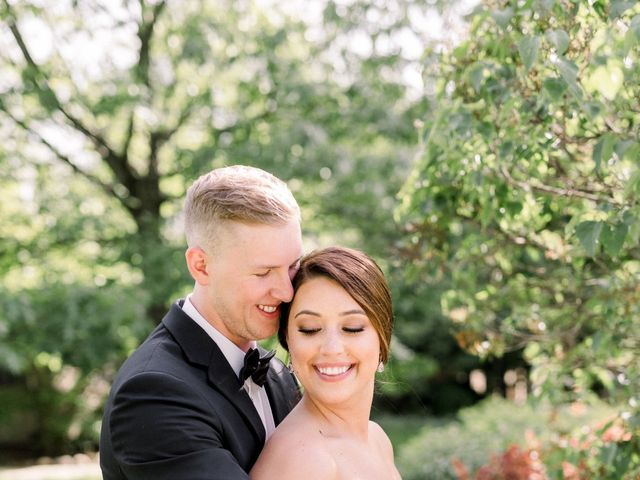 Andrew and Alex's Wedding in Fort Wayne, Indiana 114