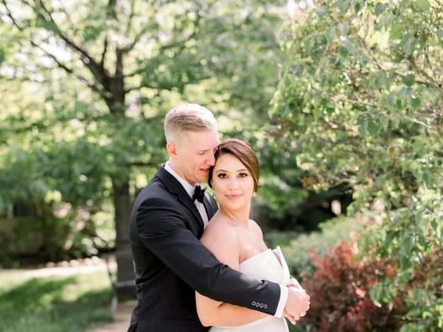 Andrew and Alex's Wedding in Fort Wayne, Indiana 116