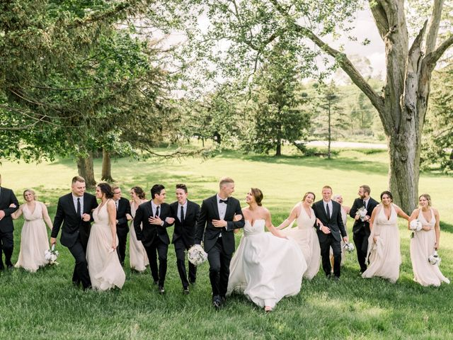 Andrew and Alex's Wedding in Fort Wayne, Indiana 138