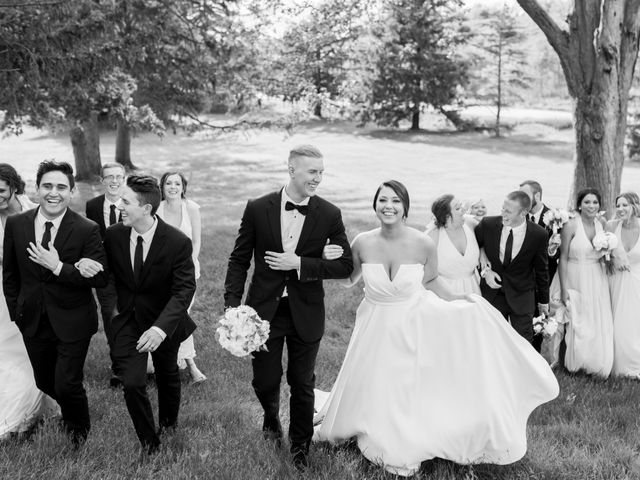 Andrew and Alex's Wedding in Fort Wayne, Indiana 139