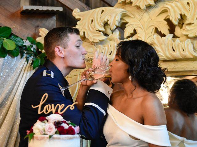The wedding of Samrawit and Josh