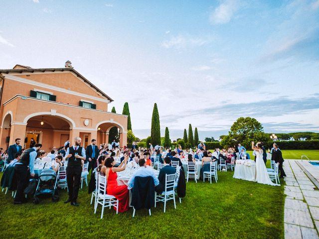 Fabio and Marta's Wedding in Rome, Italy 14