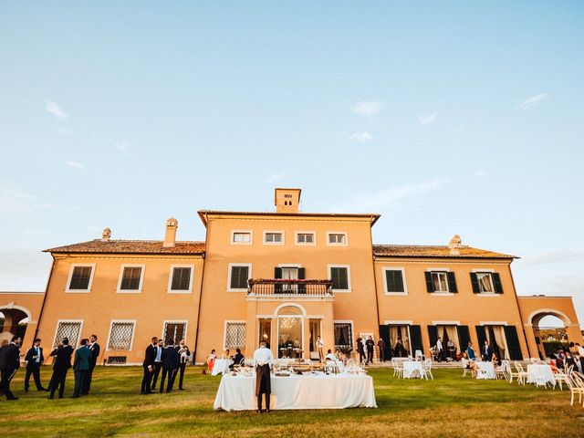 Fabio and Marta's Wedding in Rome, Italy 16