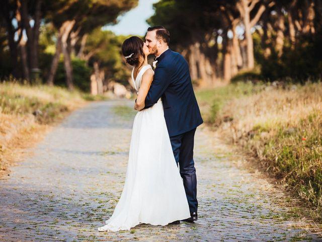 Fabio and Marta's Wedding in Rome, Italy 26