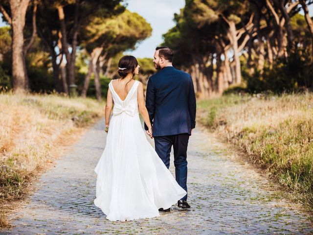 Fabio and Marta's Wedding in Rome, Italy 27