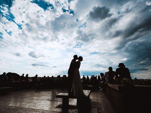 Fabio and Marta's Wedding in Rome, Italy 30