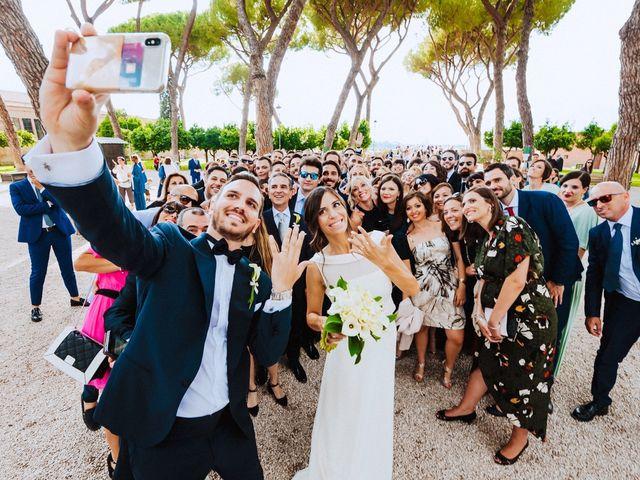 Fabio and Marta's Wedding in Rome, Italy 32
