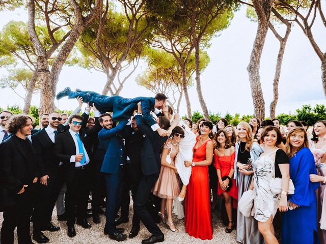 Fabio and Marta's Wedding in Rome, Italy 33