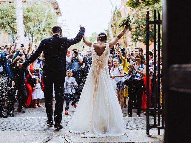 Fabio and Marta's Wedding in Rome, Italy 35