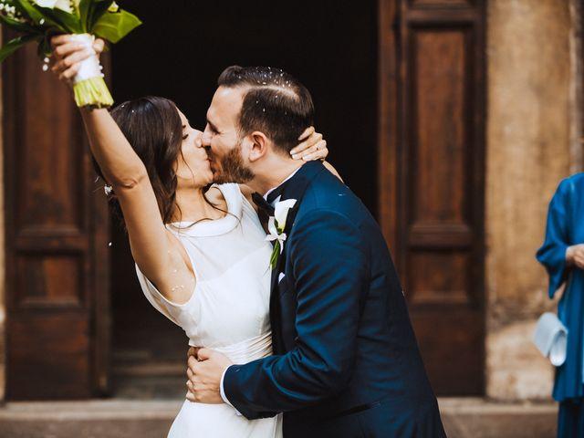 Fabio and Marta's Wedding in Rome, Italy 36
