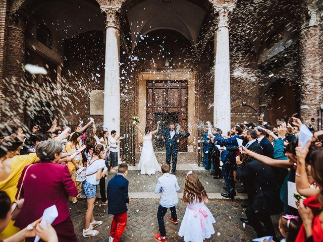 Fabio and Marta's Wedding in Rome, Italy 37