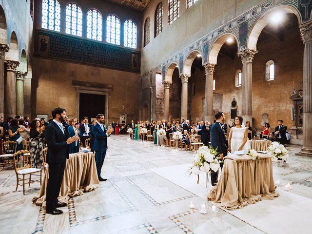 Fabio and Marta's Wedding in Rome, Italy 38