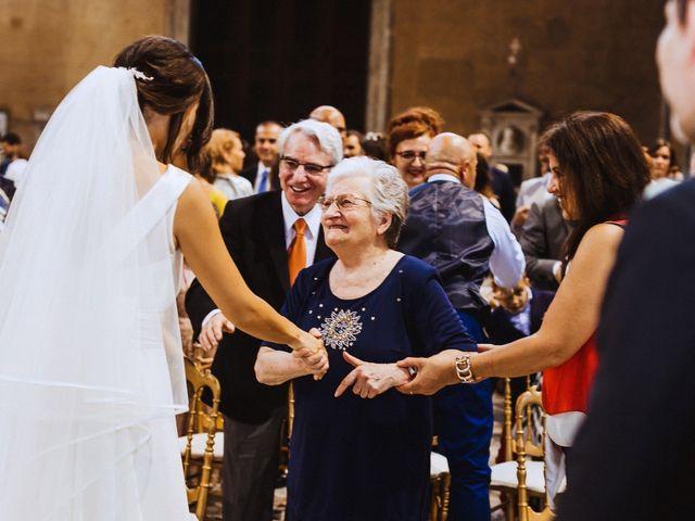 Fabio and Marta's Wedding in Rome, Italy 39
