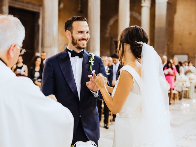 Fabio and Marta's Wedding in Rome, Italy 41