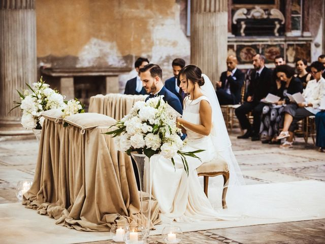 Fabio and Marta's Wedding in Rome, Italy 43
