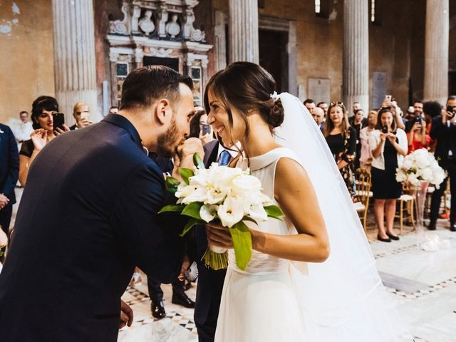 Fabio and Marta's Wedding in Rome, Italy 45