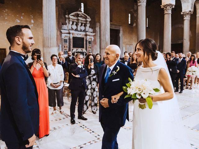 Fabio and Marta's Wedding in Rome, Italy 46