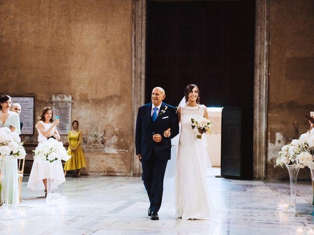 Fabio and Marta's Wedding in Rome, Italy 48