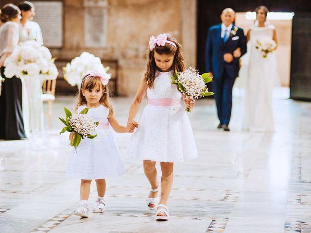 Fabio and Marta's Wedding in Rome, Italy 49